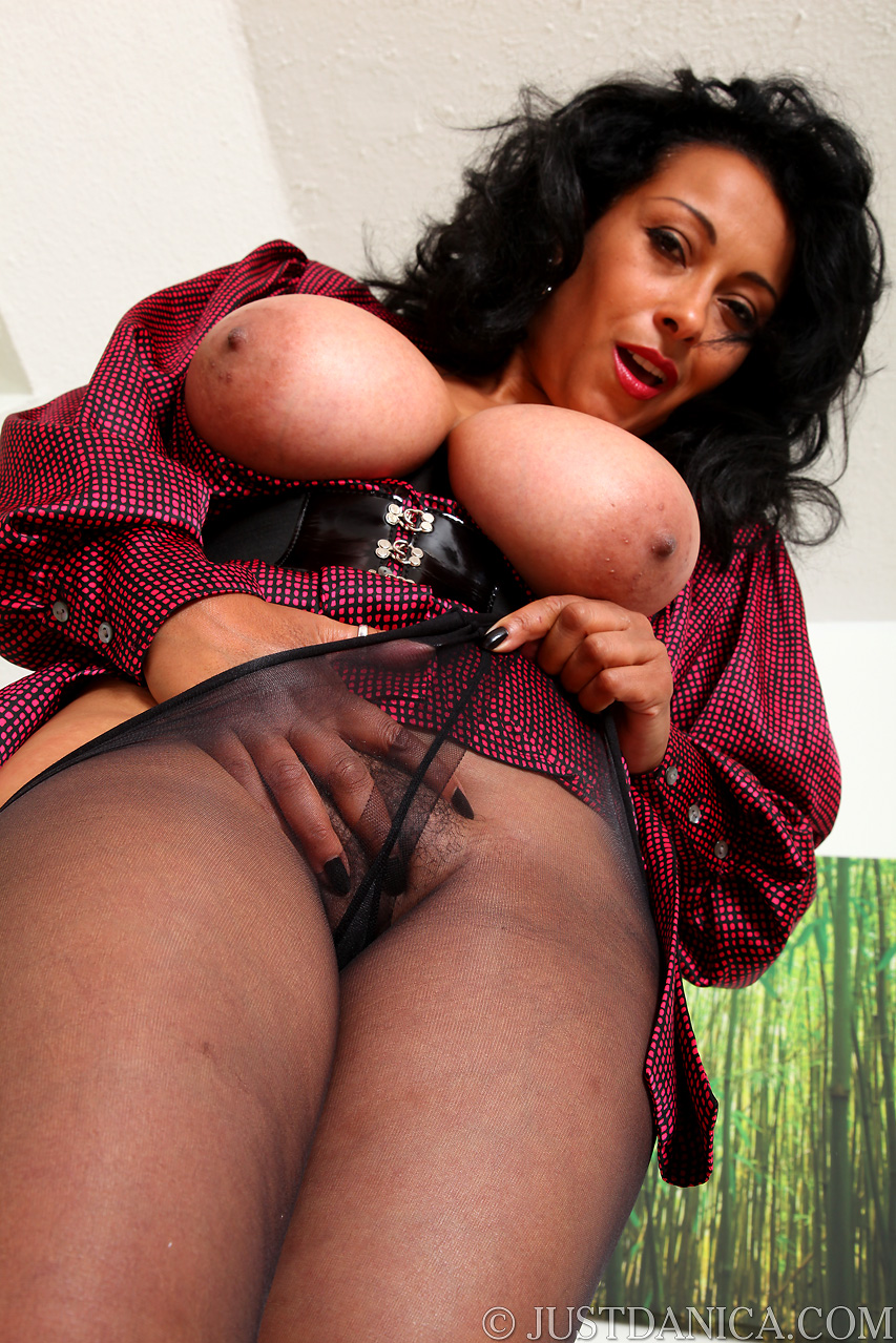 Danica collins pantyhose