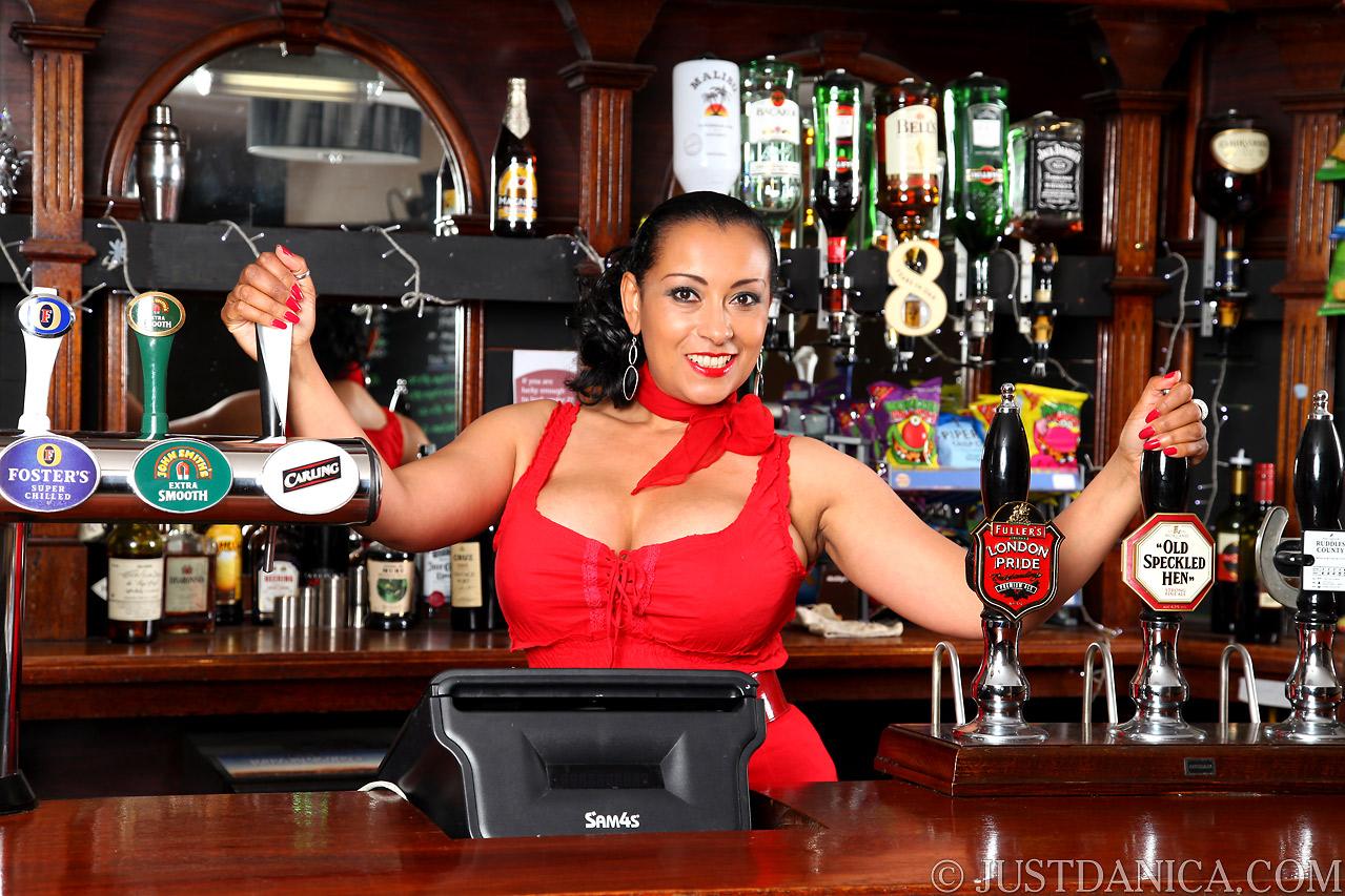 Barmaid <b>barmaid</b> – danica collins