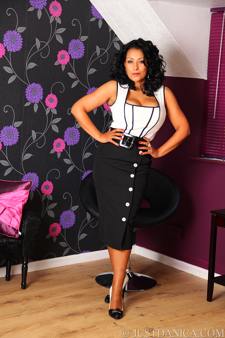 Dressed to tease and please danica collins for Danica collins
